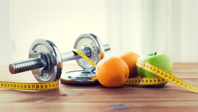 alimentazione come allenamento