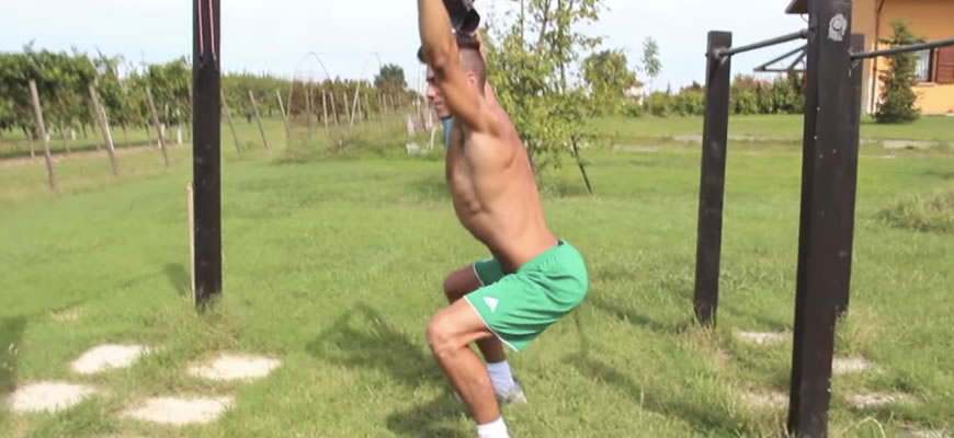 overhead squat adduttori