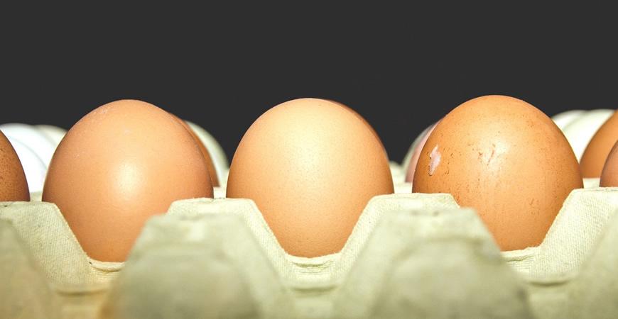 eggs omega 6 and omega 3