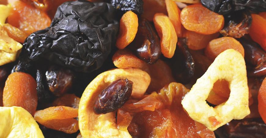 frutta secca ingrassa