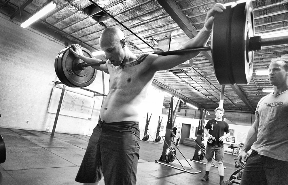gym jones metodo