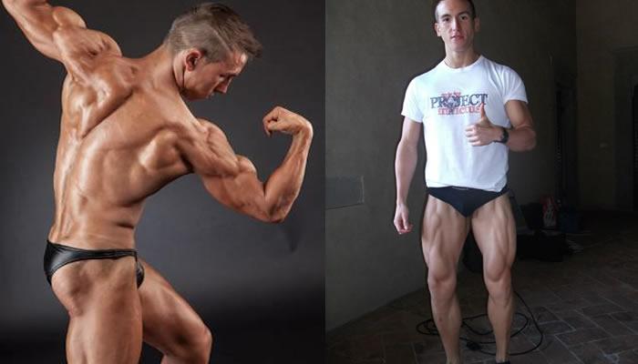 Bodybuilding con equilibrio