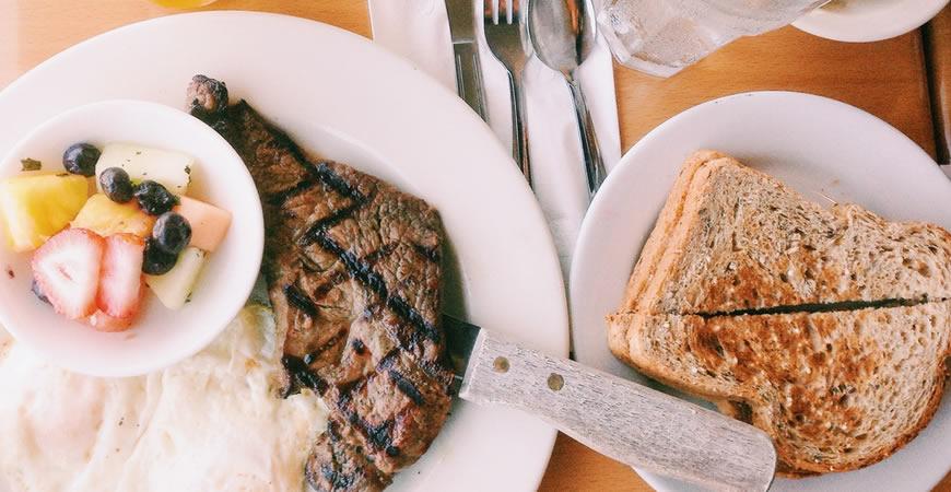colazione occidentale