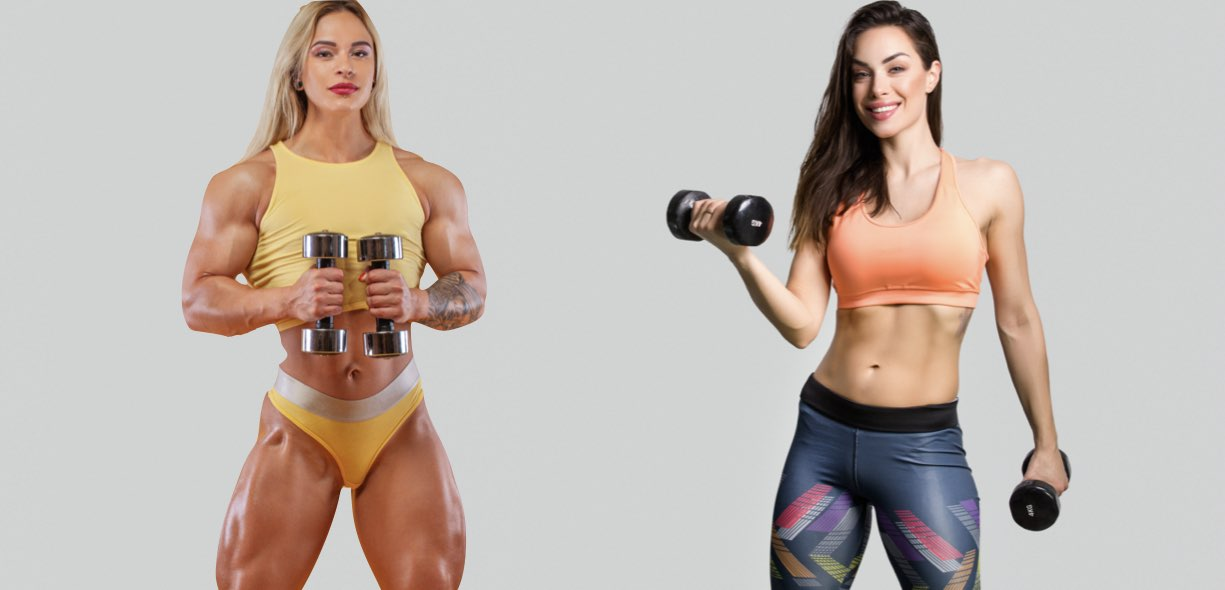 Effetti pesi sulle donne
