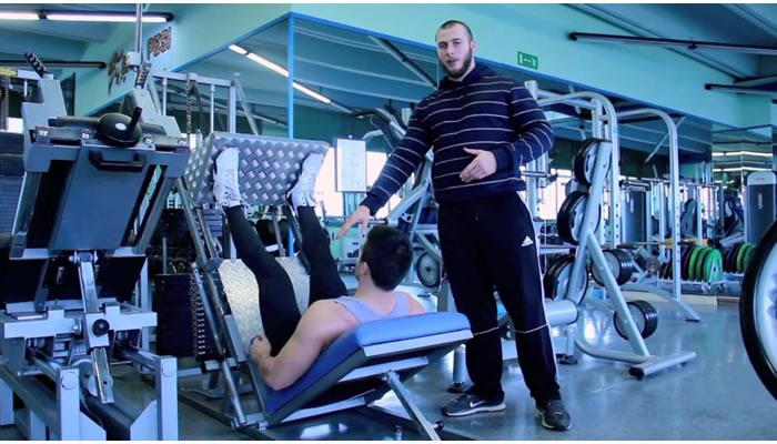 Tutorial esercizi per le cosce e gambe nel Natural Bodybuilding