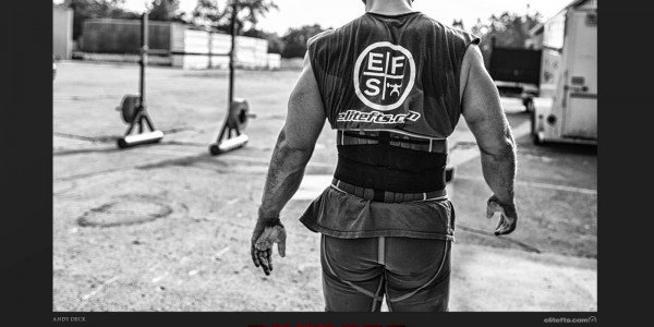 Andy Deck – elitefts.com