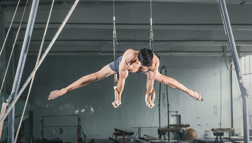 Esercizi ginnastica