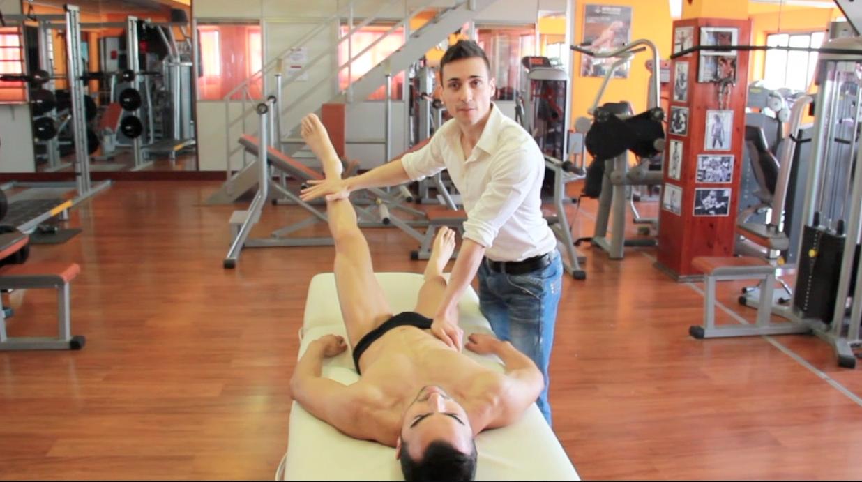 Valutazione dei flessori dell'anca – ileopsoas: Test di lunghezza e forza