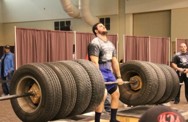come iniziare con lo strongman