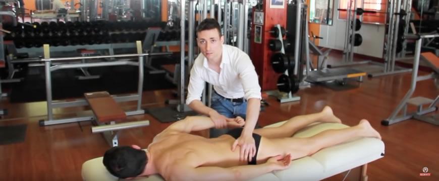 test forza gran dorsale