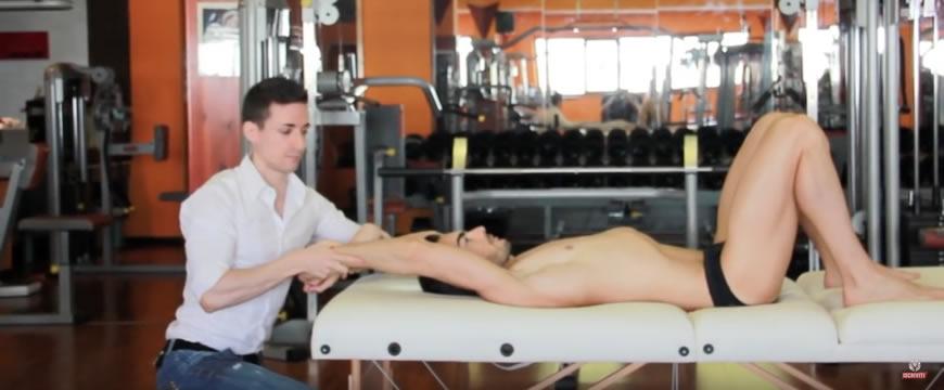 test lunghezza gran dorsale