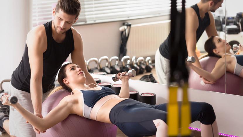 Personal trainer e fisioterapista