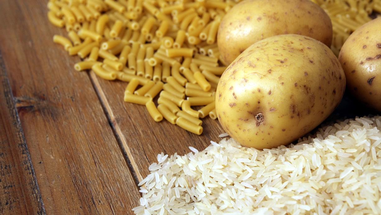pasta riso patate