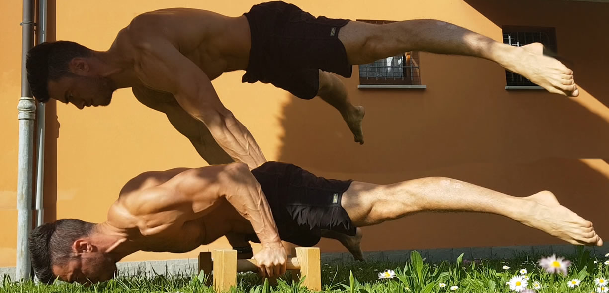push up planche