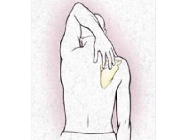 spalla mobilità articolare