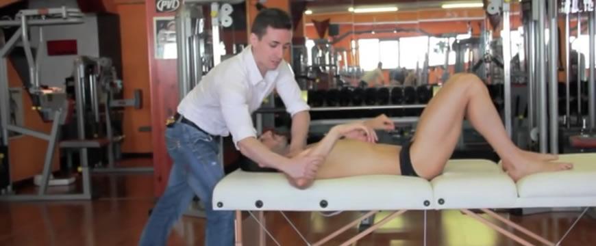 test extrarotatori spalla