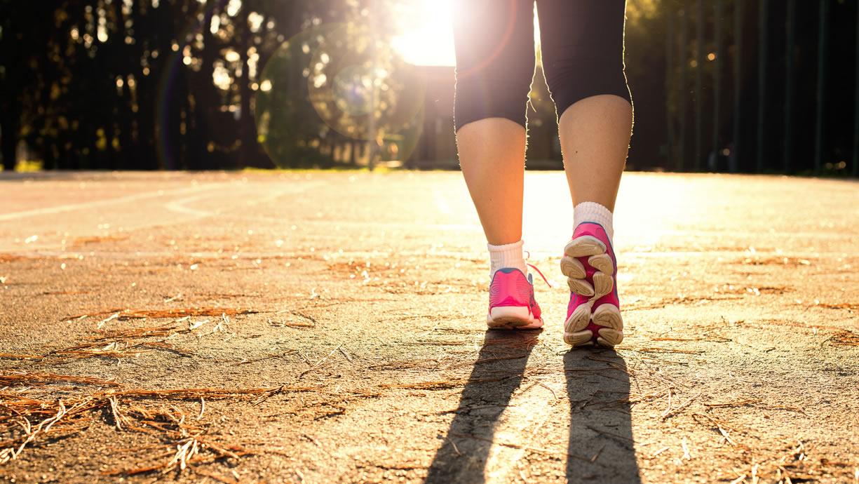 quanto bisogna camminare per perdere un chilo