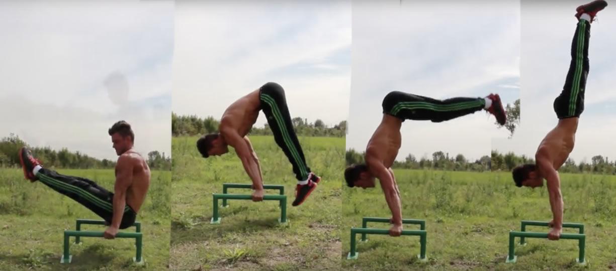 esercizio addominali difficile