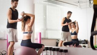 fisioterapista e personal trainer