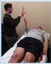 Esercizi propriocezione spalla