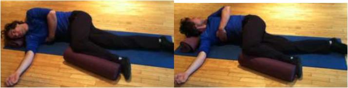 Stretching gabbia toracica