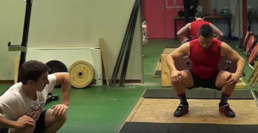 esercizio per anche caviglie e ginocchia