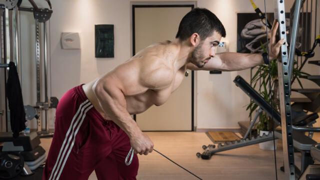 Ipertrofia muscolo