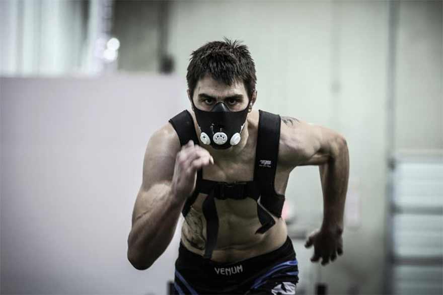 evation training mask