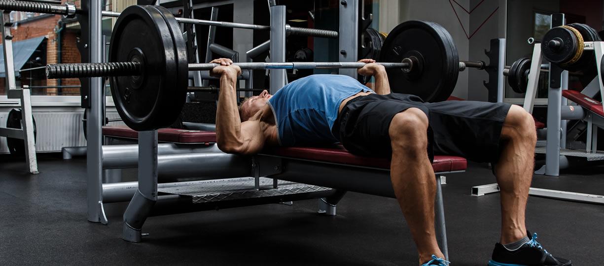 panca piana bodybuilding