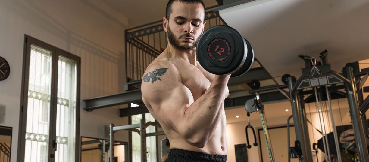 allenamento ipertrofia muscolare