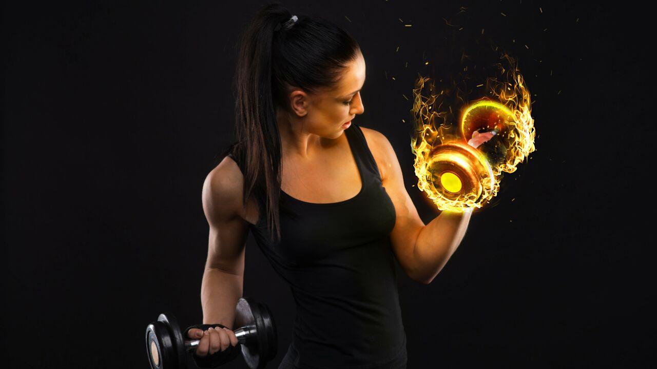 Consumo calorico con i pesi e in palestra per dimagrire