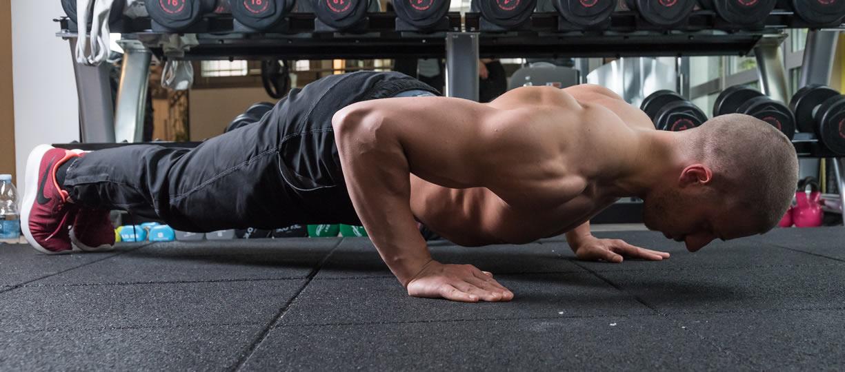 ipertrofia muscolare a corpo libero