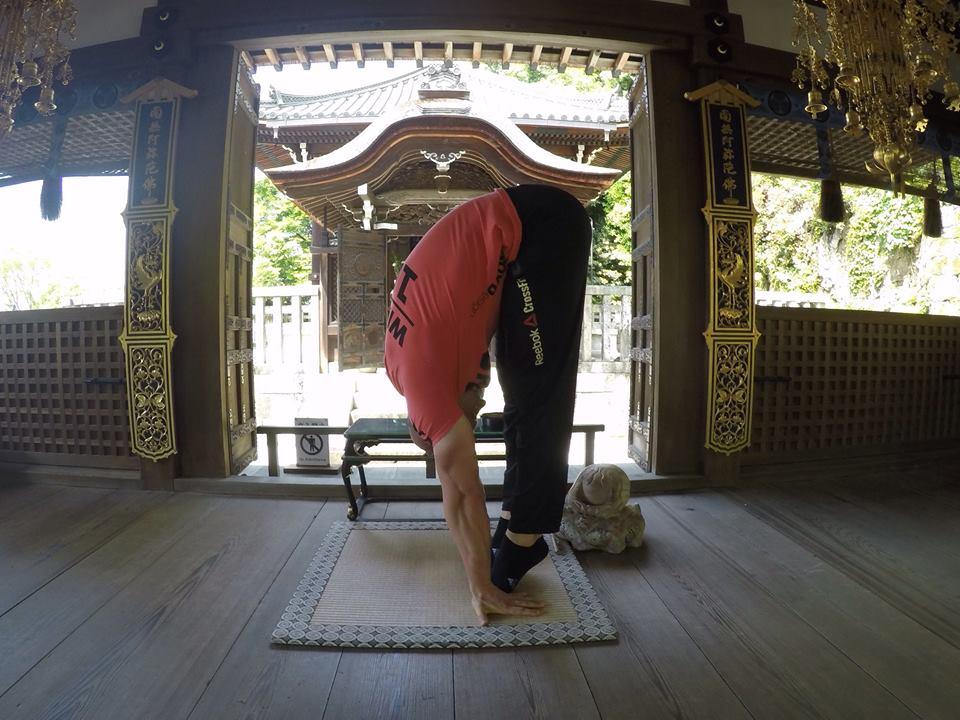 Stretching catena posteriore