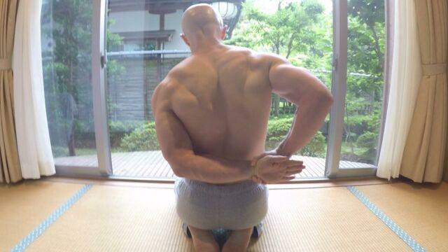 Stretching spalla