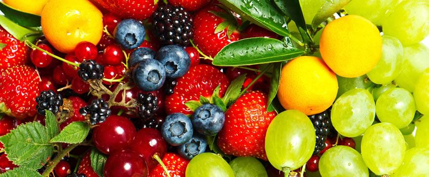 frutta ed idratazione corretta