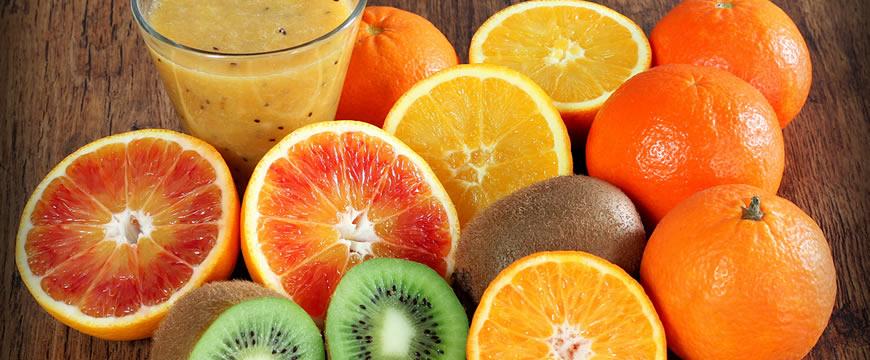 vitamine e ritenzione idrica