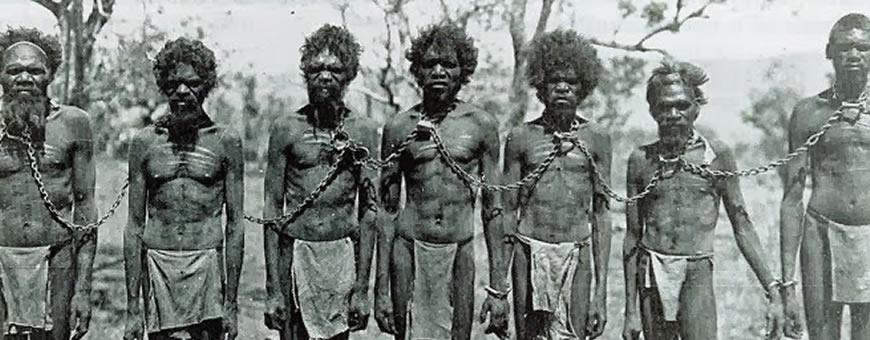 aborigeni e alimentazione