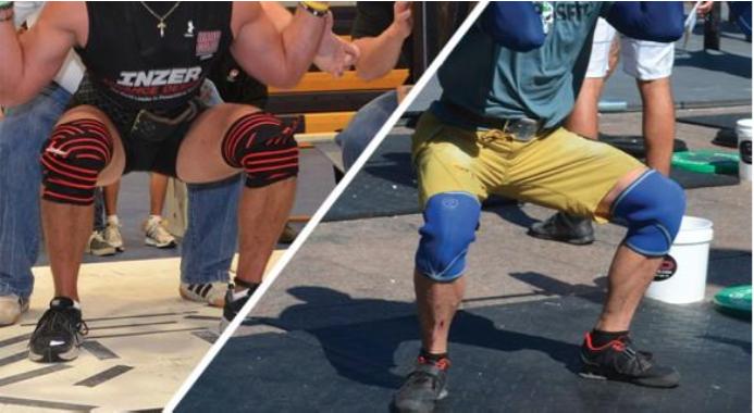 Fasce squat