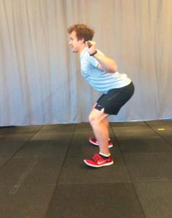 Postura squat