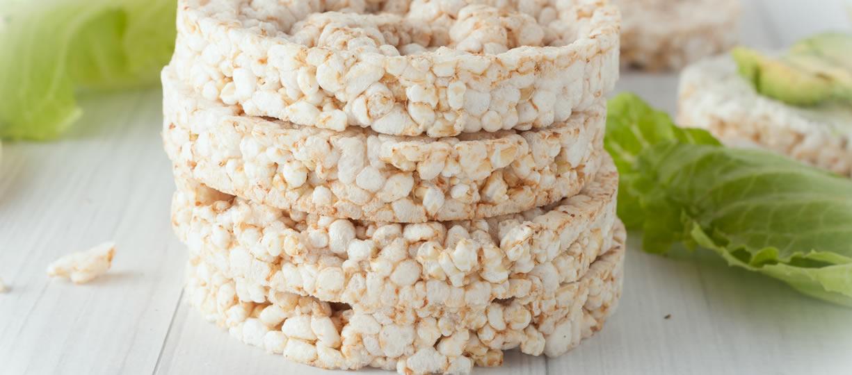 gallette di riso amido resistente