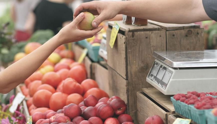 fruttosio negli alimenti