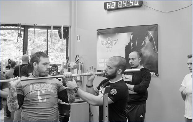 Programma per allenamento della forza