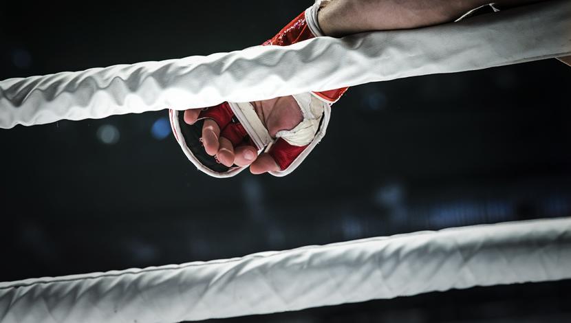 allenamento MMA
