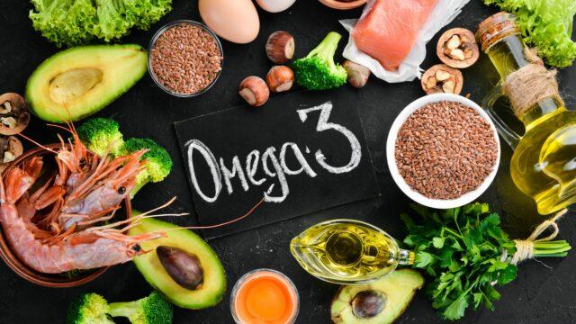 omega 3 cosa sono e a cosa servono