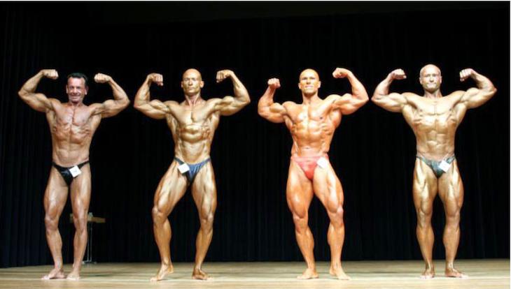 Bodybuilding natural