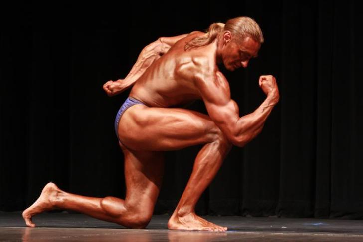 Bodybuilding senza doping