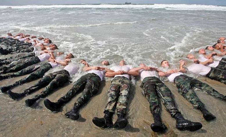 Addestramento psciologico militare