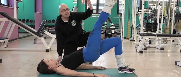 Hip Thrust monolaterale