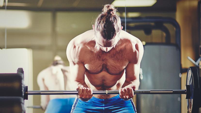 Preparazione mentale sollevamento pesi