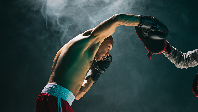 gestire le energie negli sport da combattimento